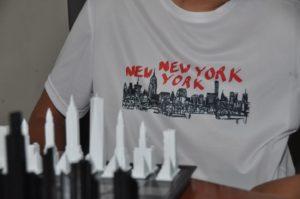 Dye-Sublimated New York City Shirt by Yudaisy